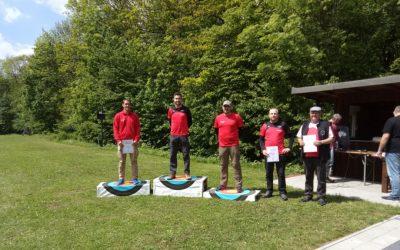 Kreismeisterschaft Bogen FITA im Freien 2019